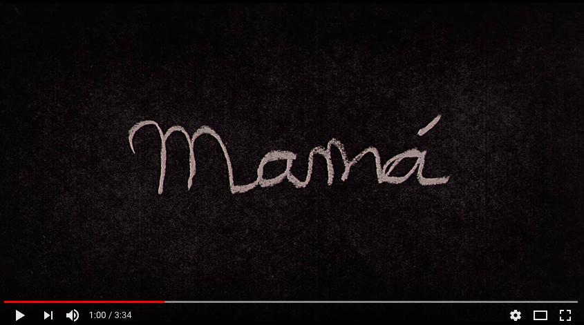 Screen Shot sort film Mama