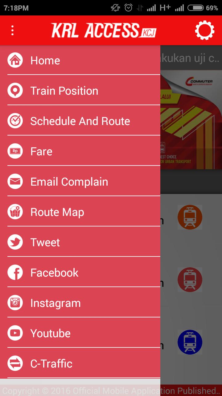 Review KRL Access Apps