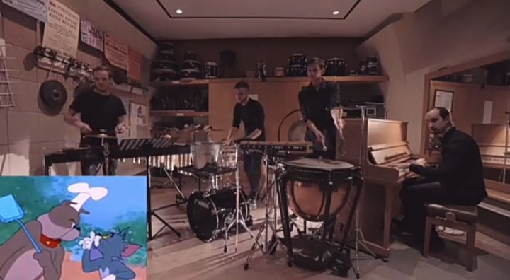 Antonín Procházka - Tom and Jerry Youtuber composer
