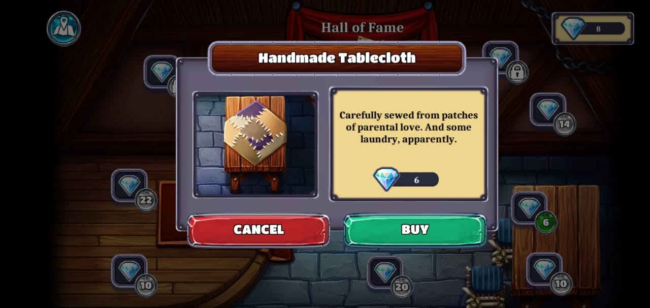 Review Game House Barbarous Tavern of Emir